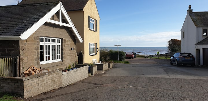Seafront Cottage - The Anchorage Carnoustie