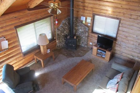 Timeshare cabin near Jackson Hole Aug 26 - Sept. 2 - Stuga