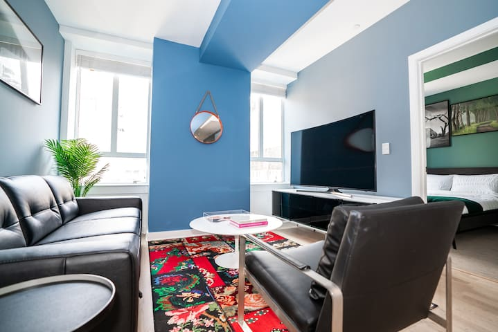 Perfect 1bd on Walnut St in Heart of Center City
