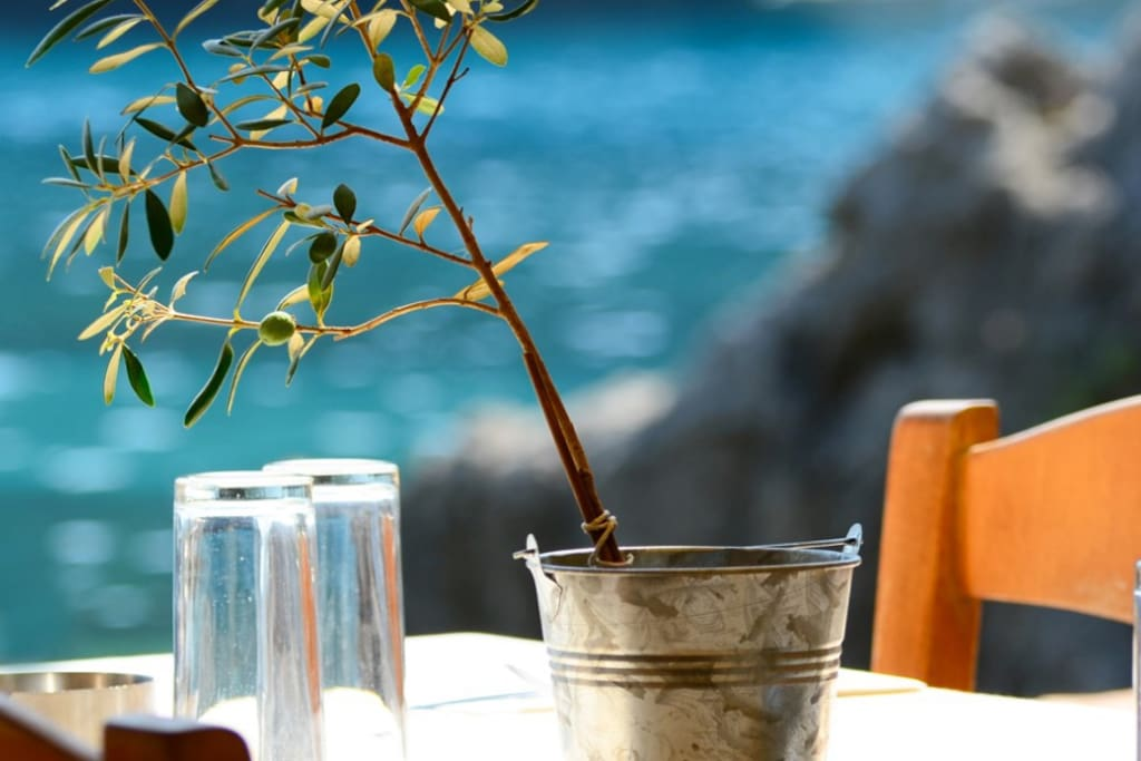 Naxos Island Enjoy Life