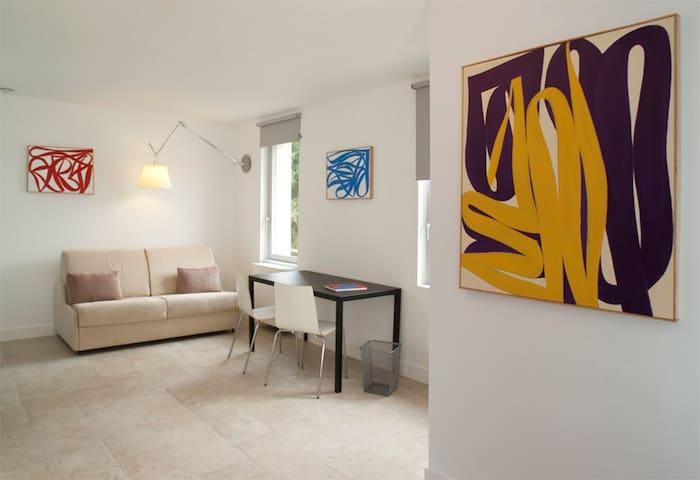 Studio tout équipé confortable et moderne - Clairefontaine-en-Yvelines - อื่น ๆ