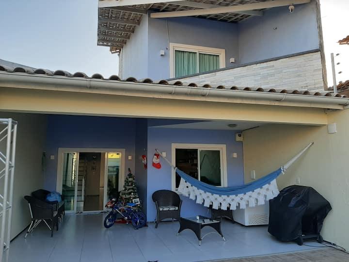 Bela Casa em Fortaleza/CE. Conforto e Qualidade.