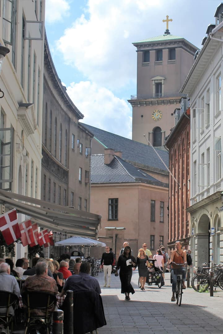 Streets of Old Town