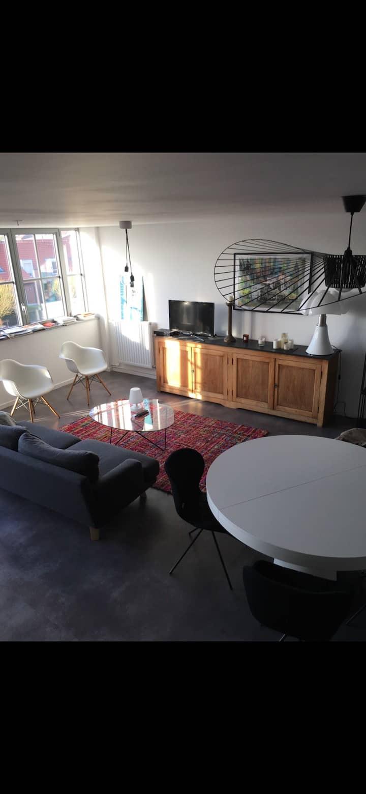 Appartement tout confort à 15 mn de lille .