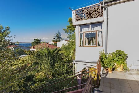 Two Bedroom Apartment, in Starigrad Paklenica, Terrace