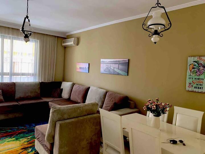 Roan apartment,in center of Tirana(Bllok)