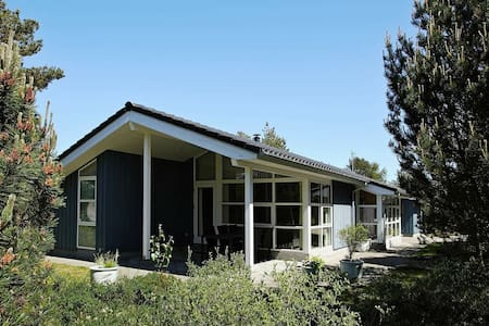 Spacious Holiday Home in Fjerritslev Near Beach