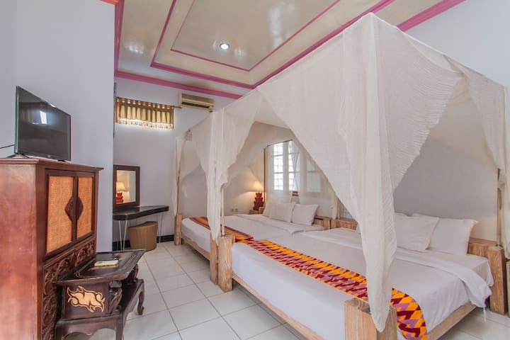 Two Bedroom Deluxe for 2 people at Jimbaran