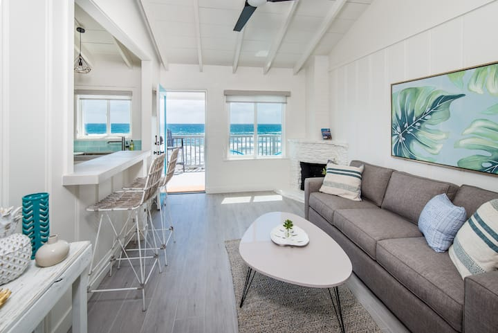 Watch the Sunset Over The Ocean from Pacific Villas Unit Two