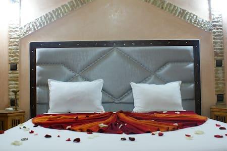 Chambre supérieure avec terrasse - Bed & Breakfast