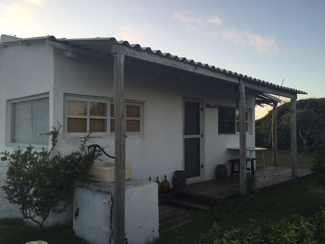 Alquilo casa en Brisas del Polonio, Rocha - Cabo Polonio - Huis