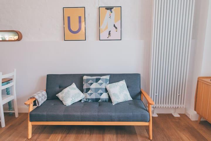 Cosy Design Apartment Köln Uni-Klinik Easy Checkin