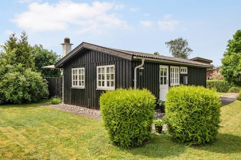 Hyggeligt sommerhus i Grenå