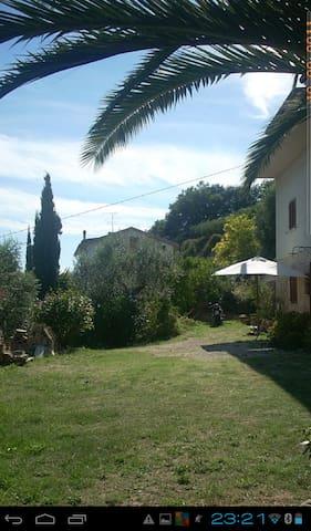 Casa Lucetta hills and sea - Campofilone - บ้าน