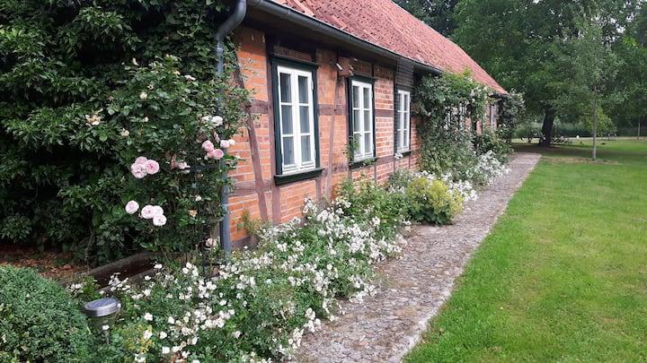 Rosenhaus im Wendland