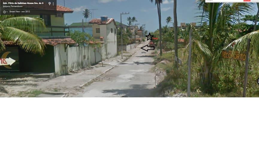 Apto Porto de Galinhas/pe 3qtos - Ipojuca - Pis