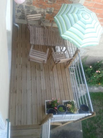 chambre dans maison avec jardin 10mn de la gare - Vichy - House