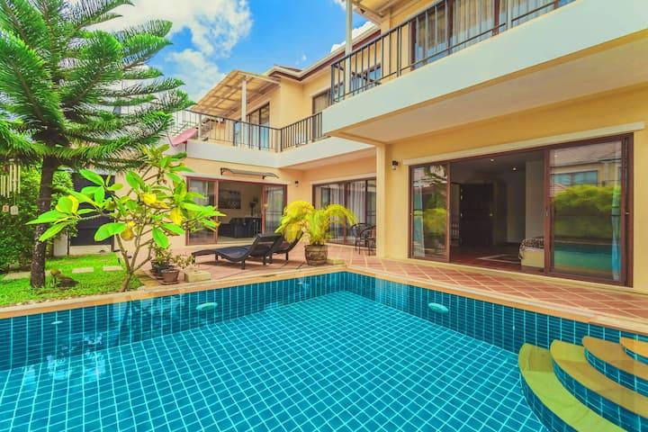 Excellent 3BR  Villa in BangTao