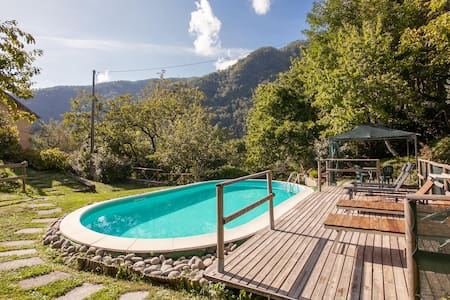 Holiday cottage with 3 bedrooms on 110m² in Vallico Sopra LU