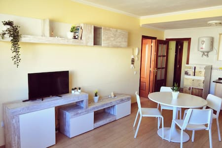 Wonderful apartment , 20 meters from the beach