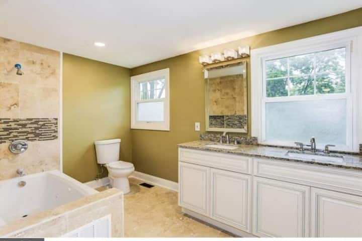 1 BEDROOM W/ PRVT BATHROOM  in 1 Fam Home