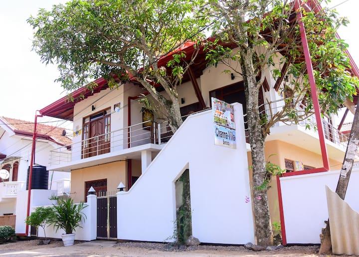Channa Villa (Sea View)