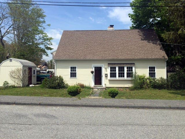 Sweet 3b/2b in Great Downtown Hyannis Location - Barnstable - Dům