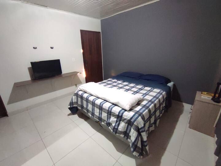 Suite com excelente localização