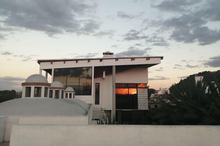 Habitación Abovedada en Ruta del Queso y el Vino