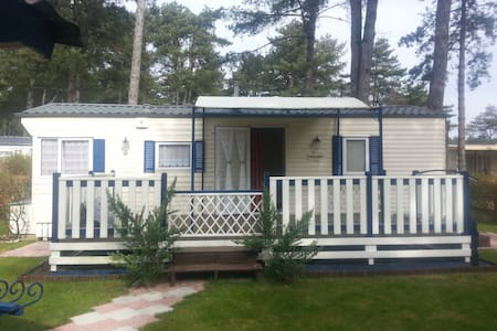 Mobil Home 6 personnes camping 4* - Quend - Bungalow