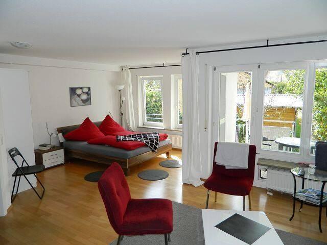 Harbour Apartments (Moos), Ferienwohnung EG