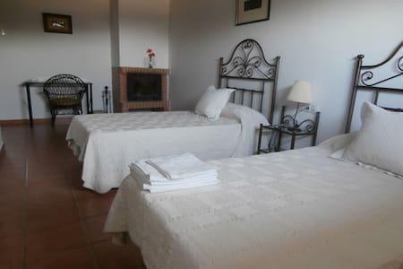 Casa Rural las Gamitas Hbitacion 2 - Almoharín - Rumah
