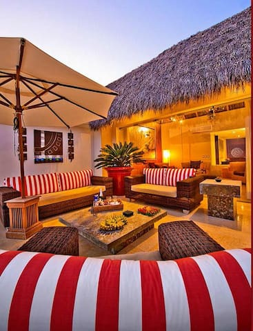 Punta Mita beachfront Penthouse - Punta de Mita - Apartment