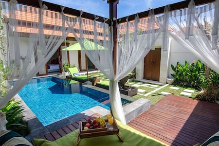 Sanur -Beautiful private 1 Bedroom couples retreat - South Denpasar - Casa de camp