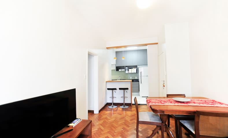 Lovely 3 bedrooms apartment in Ipanema