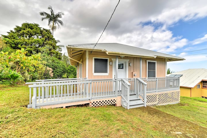 Updated Paauilo Home 15Mi to Waipio Valley Lookout