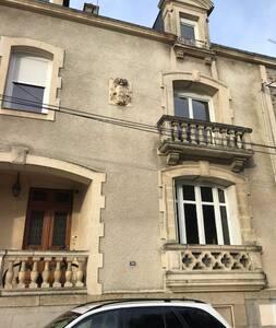 Maison bourgeoise de 150m2 3 chambres centre ville