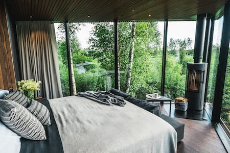 Boutique Nature Villa in Estonian wetlands