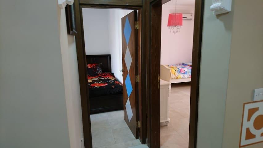 غرف النوم - bedrooms