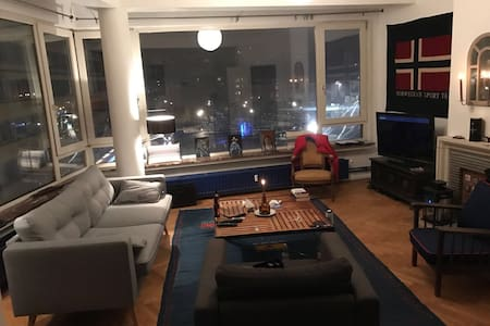 Nice flat in the heart of the city - Иксель
