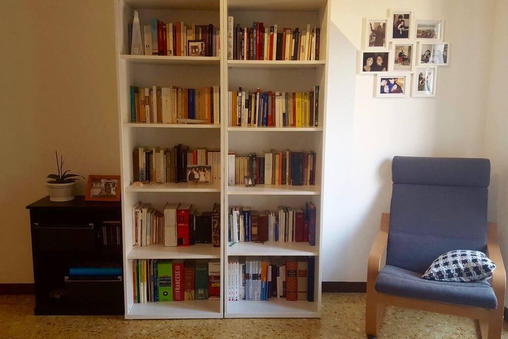 I miei libri – my books – mes livres – mis libros