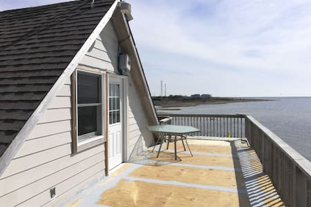 Hatteras Island Sail Shop Waterfront Apartment