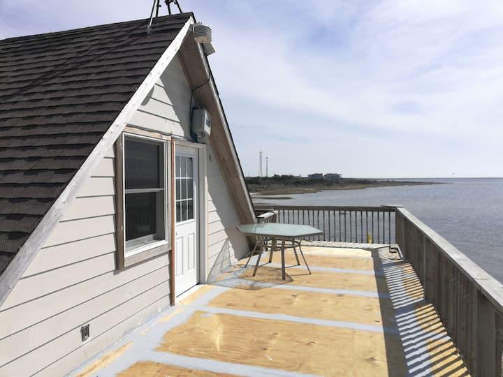 Hatteras Island Sail Shop Waterfront Apartment