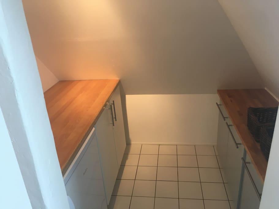 Abstellkammer/Storeroom