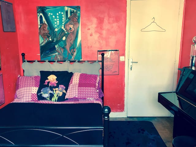 Chambre/ Appartement d'artiste