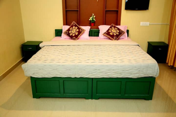 Specious Room in Breeze Wayanad, Vythiri.
