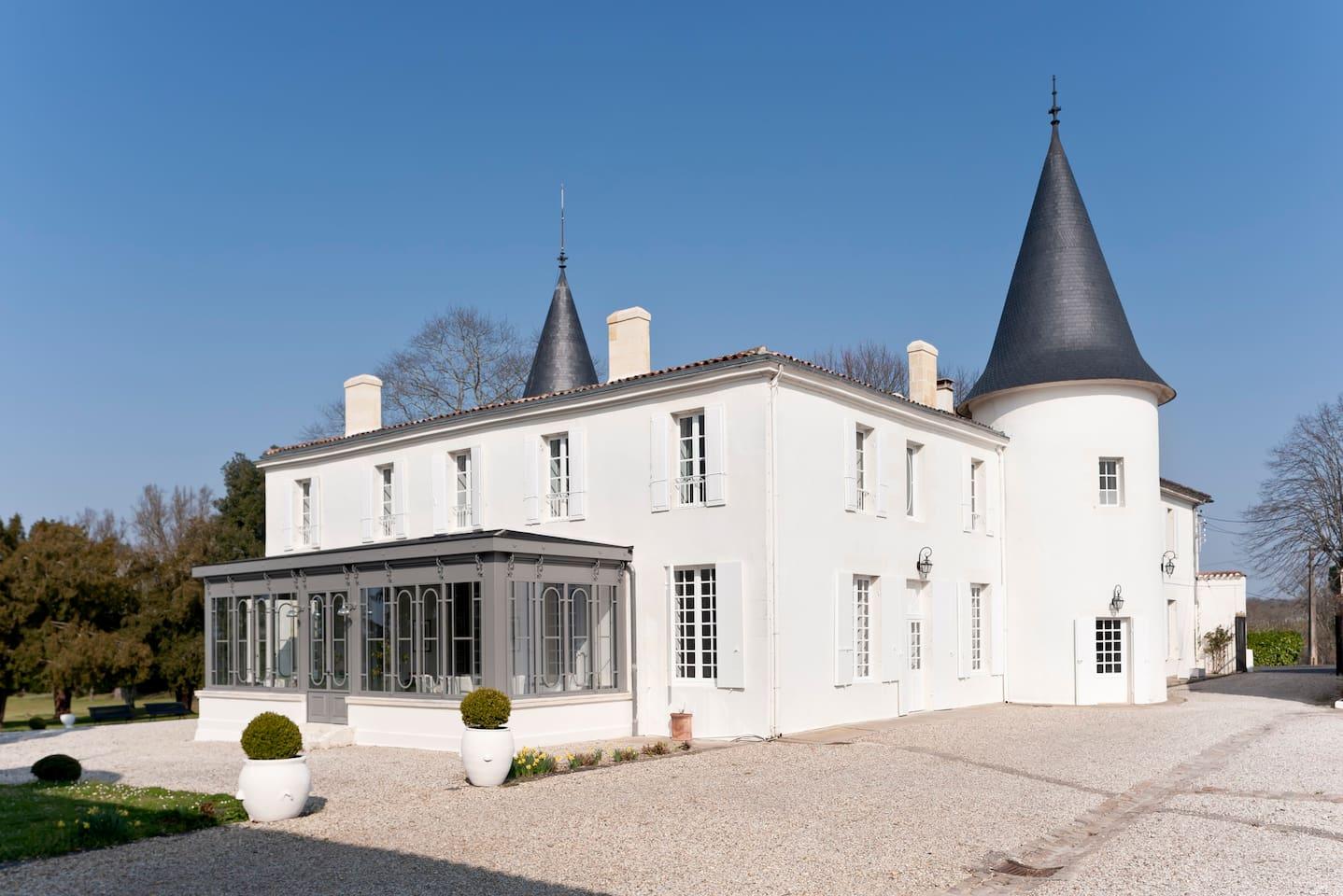 Bâtisse XVIIIe siècle