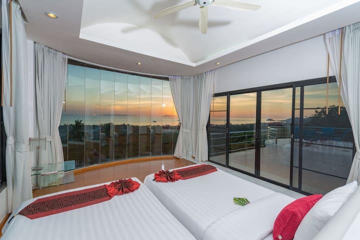 White Stone - 2 Beds, Sleeps 4 Amazing Sunset view