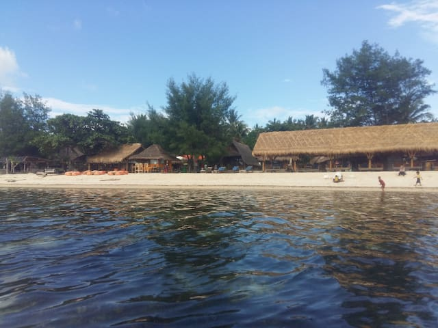 SALABOSE COTTAGES - Lombok Indonesia - Bungalow