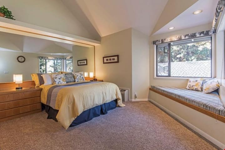 River Ridge 601B - Private, hotel style suite in Bend with access to fitness center.